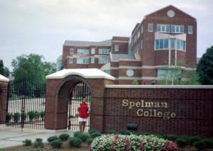 Spelman College in Atlanta, Georgia