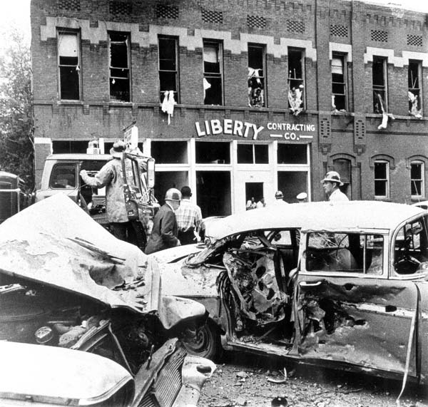 16th Street Baptist Church bombing | BlackUSA