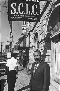 SCLC Founder Dr. M.L. King Jr.