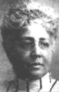 Josephine St. Pierre Ruffin addresses 1st Nat'l Conference of Colored Women