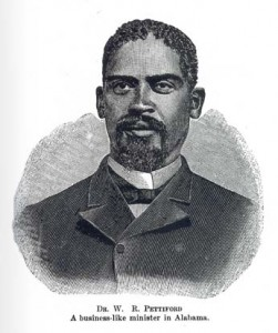William Reuben Pettiford
