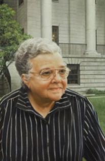 Dr. Frances Jones Bonner